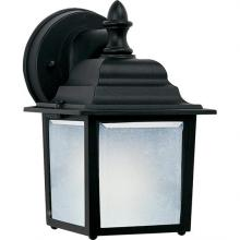 Maxim 56924BK - Side Door LED-Outdoor Wall Mount
