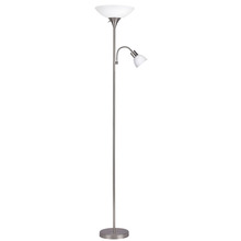 Floor lamps lamps lighting fixtures fandango lighthouse floor ifl10 bpt 70h 2 light floor lamp frosted glass 100w type a and 60w type gc 62c8r aloadofball Image collections