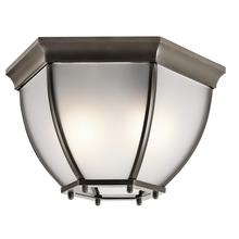 Kichler 9886OZS - Outdoor Ceiling 2Lt